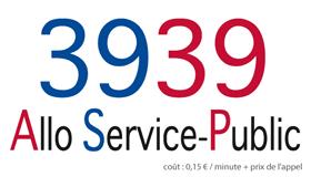 Allô Service Public 3939